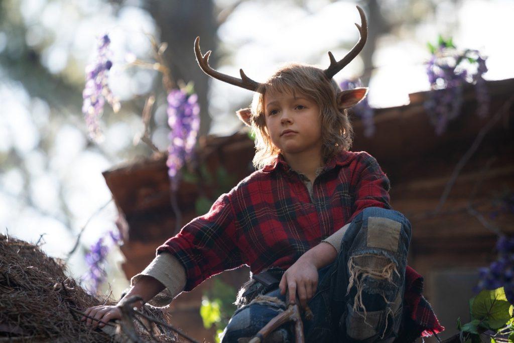 Gus, el niño ciervo