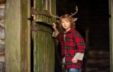 El niño ciervo