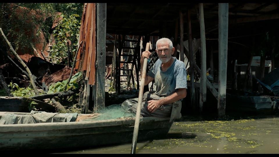 Un humilde pescador. SURTSEY