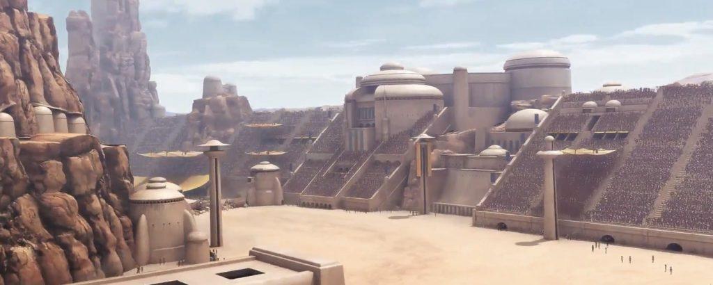 Tatooine Rhapsody. DISNEY