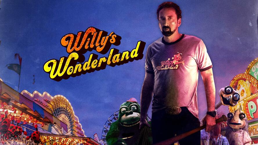 Wiilly's Wonderland